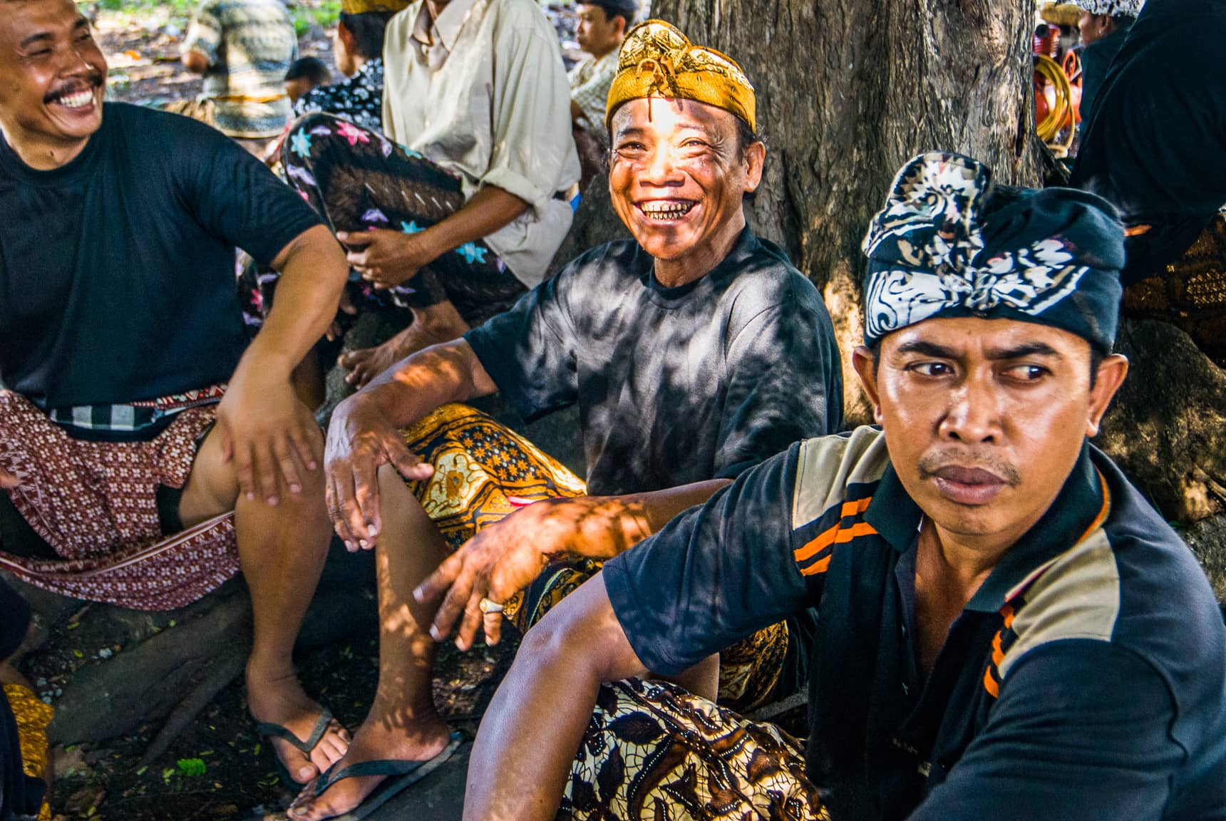 Professional Cultural Photography Balinese People