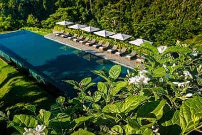Professional luxury hotel photography by LuxViz in Bali Indonesia - Alila Ubud