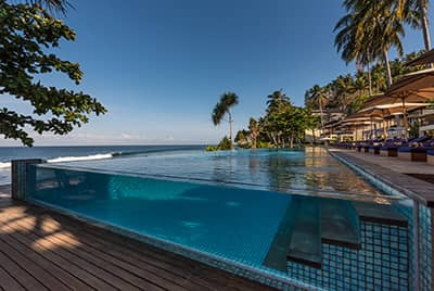Professional luxury hotel photography by LuxViz in Bali Indonesia - Katamaran