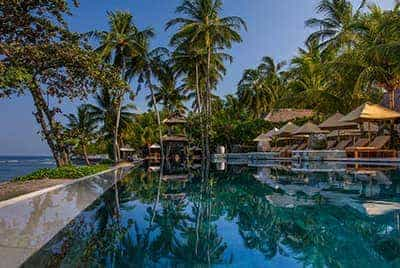 Professional luxury hotel photography by LuxViz in Bali Indonesia - Qunci Villas