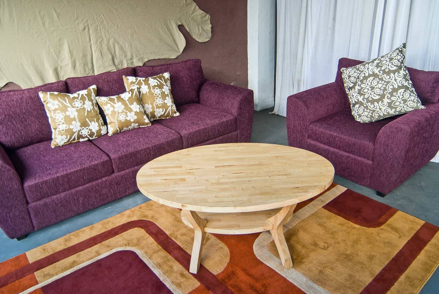 Professional photos of custom home furniture