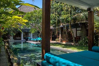 Professional luxury villa photography by LuxViz in Bali Indonesia - Villa Amira