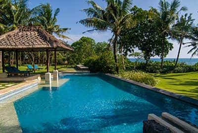 Professional luxury villa photography by LuxViz in Bali Indonesia - Villa Arika