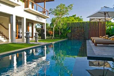 Professional luxury villa photography by LuxViz in Bali Indonesia - Batu Belig Residence