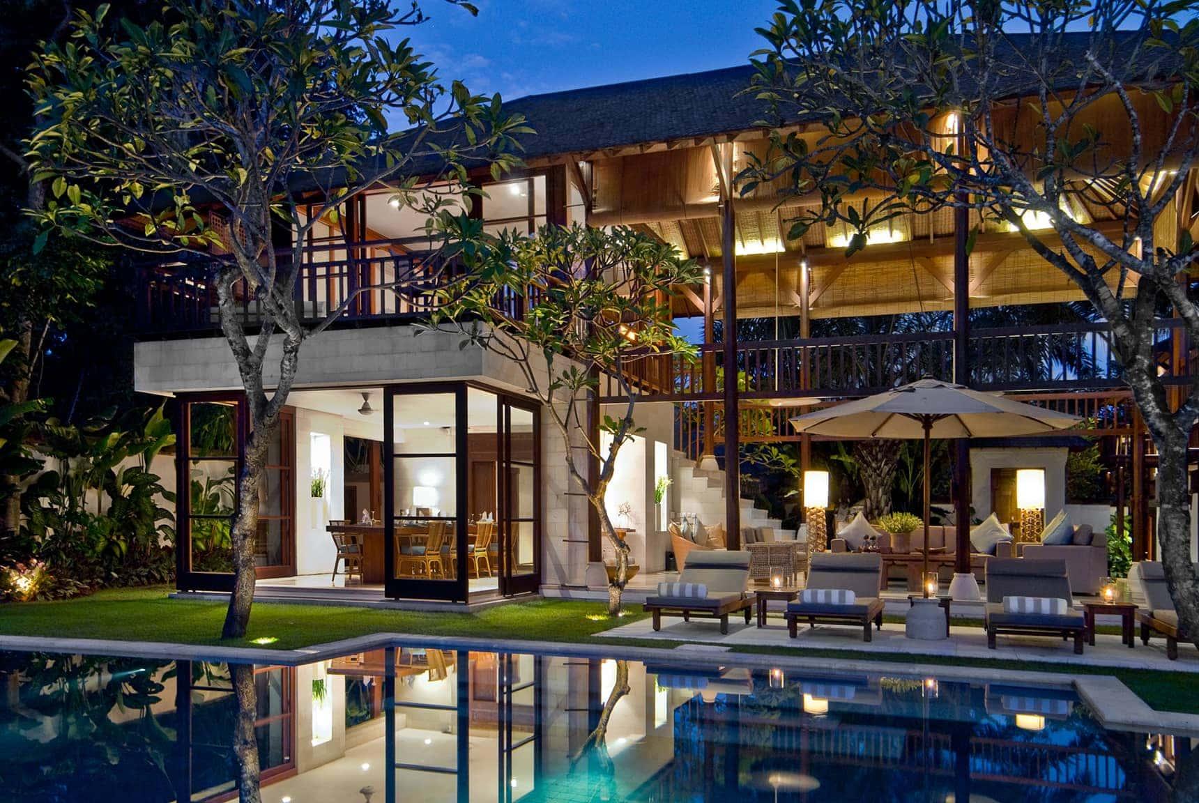 Kemah Tinggi Villa Bali