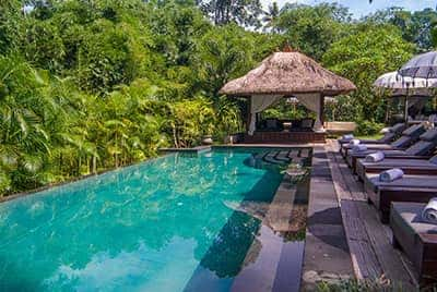 Professional luxury villa photography by LuxViz in Bali Indonesia - Villa Maya