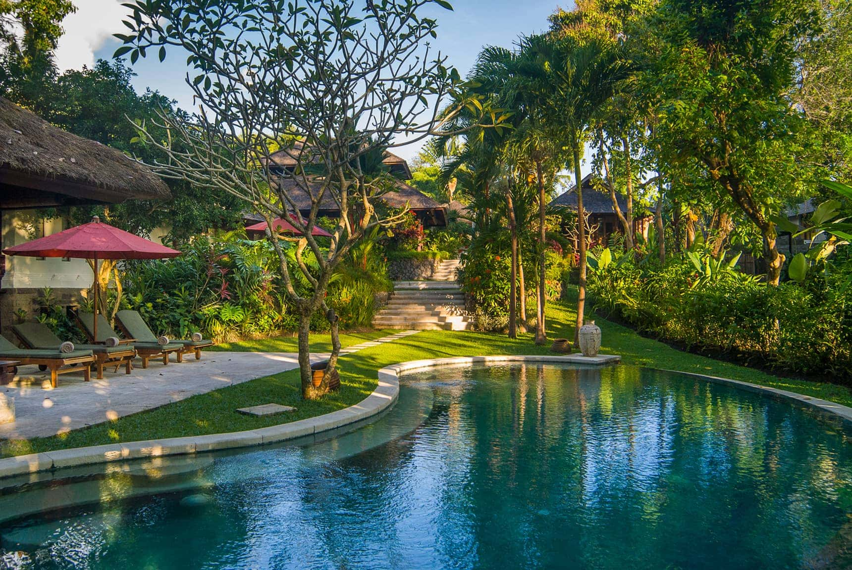Villa Pangi Gita - Pererenan, Bali Indonesia (Bali villa photography by master photographer Rick Carmichael of LuxViz)