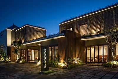 Professional luxury villa photography by LuxViz in Bali Indonesia - Seminyak Icon