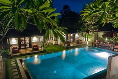 Professional luxury villa photography by LuxViz in Bali Indonesia - Ulin Villas